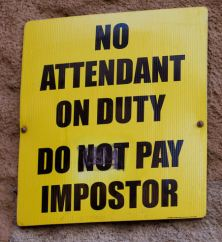 Impostor pay not 2