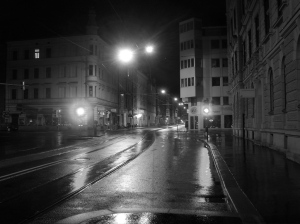 street_by_night_2_innsbruck_by_maradong Rain 2
