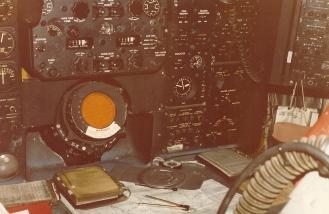 B-52D Navigator's Position