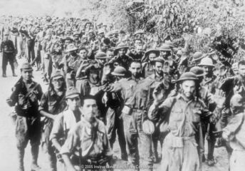 Prisoner's of War - Bataan Death March